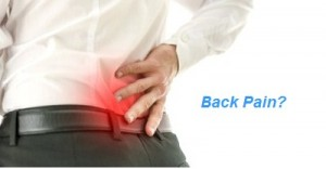 MD cure Lower back pain relief